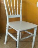 sillas versalles fija una sola inyección