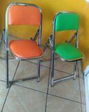silla infantil plegable acojinada