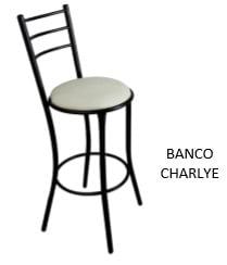 banco charlie para bares