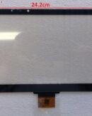 Touch de tablet sep mx punto azul flexor fpc101-0512a