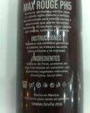 shampoo matizador rojo marca leviv para proteger el color rojo de su cabello