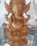 elefante de la india para la buena suerte