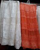 falda de la india